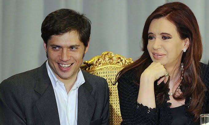 Un ultra K postula a Kicillof como sucesor de Cristina en 2015