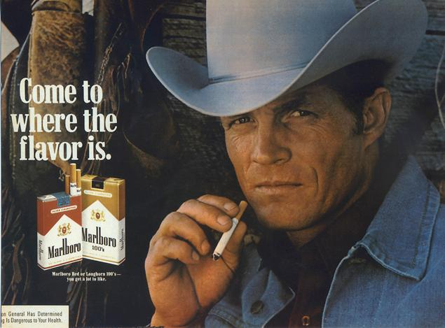 """Muere el """"hombre Marlboro"""" por enfermedad pulmonar"""