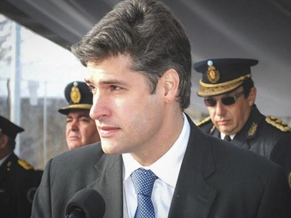 Alejandro Marambio renunció como titular del Servicio Penitenciario