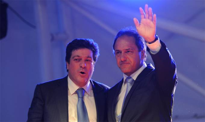 """Mariotto posicionó a Scioli como el candidato """"más instalado"""" del kirchnerismo para el 2015"""