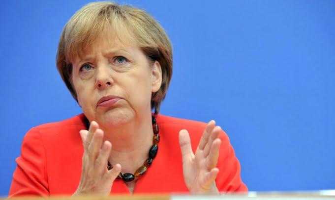 Angela Merkel sufrió un accidente mientras esquiaba en Suiza