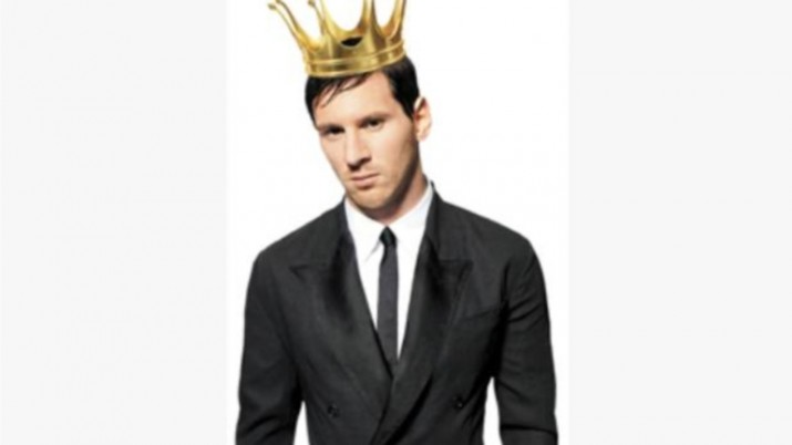 Sin Balón de Oro, Messi sigue siendo el Rey
