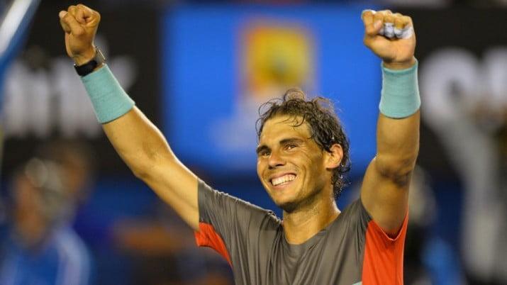 Nadal le ganó a Federer y disputará la final del Abierto de Australia
