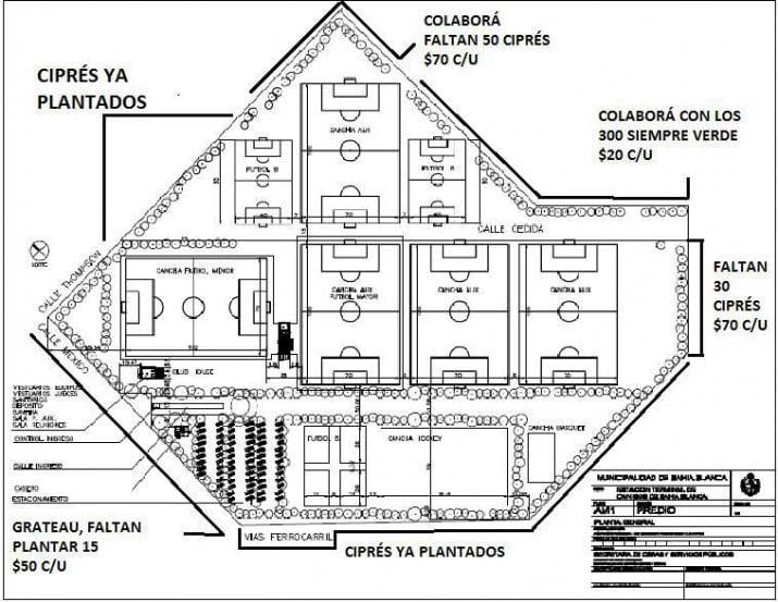 """Villa Mitre """"okupa"""" tierras de UOCRA"""