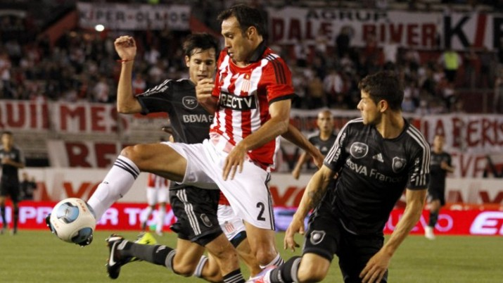 River vs Estudiantes, para arrancar el 2014