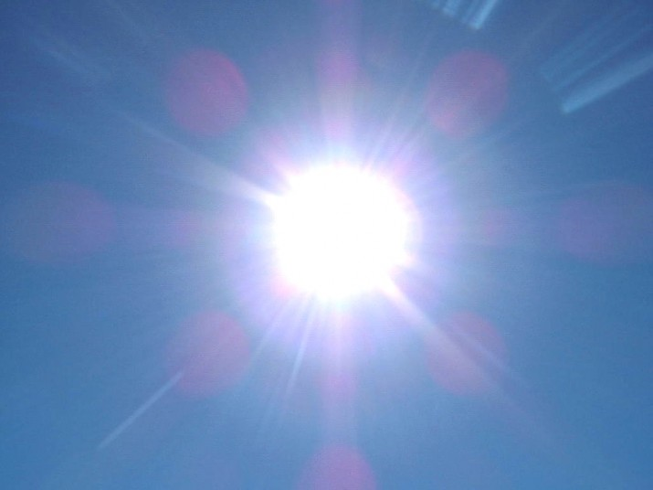 Otro récord para la ciudad: la térmica alcanzó los 56º