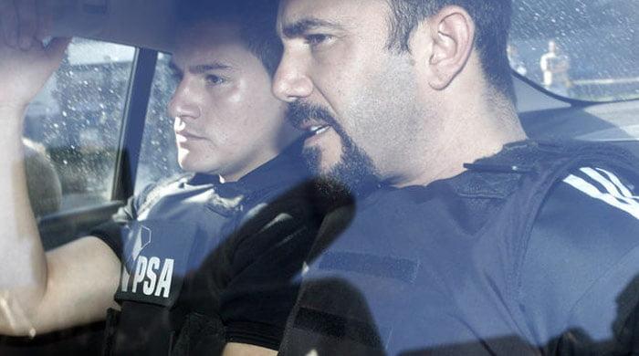 Juan Suris ya está en Bahía Blanca