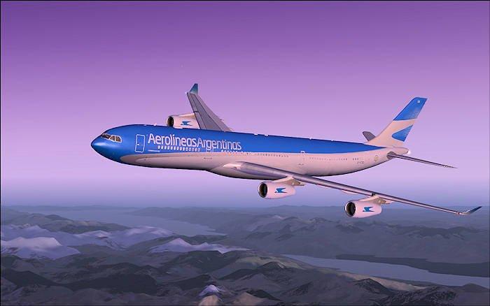 Después de 25 años Aerolíneas retoma los vuelos a todas las provincias