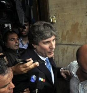 """Boudou sobre el caso Ciccone: """"La Justicia va a contar con toda mi colaboración"""""""