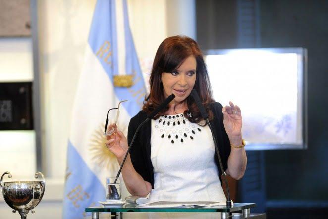 """""""Quisieron hacer volar a la Argentina por los aires y no pudieron"""""""