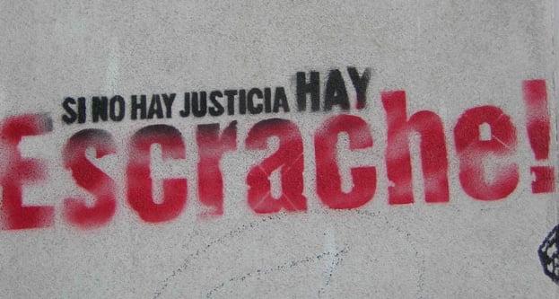 """La justicia española consideró al escrache """"expresión democrática"""""""