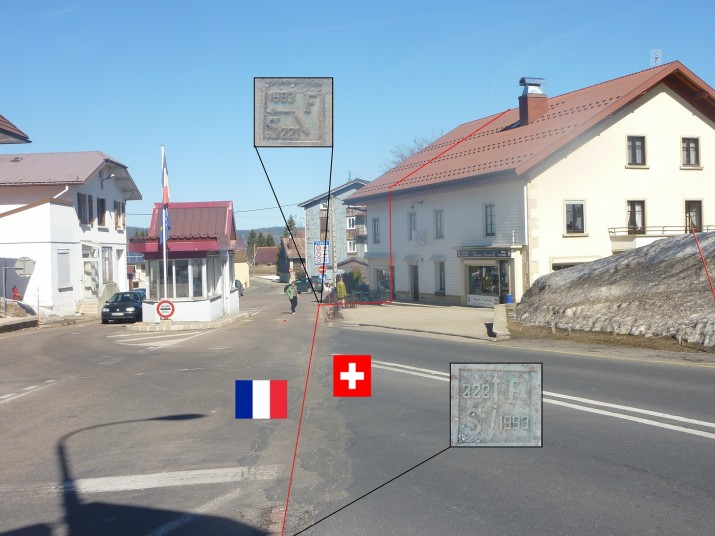 Suiza cierra sus fronteras