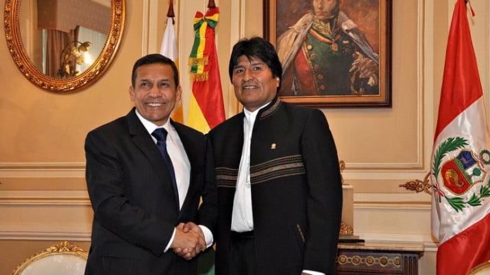 Bolivia planea la construcción de un megapuerto en Perú