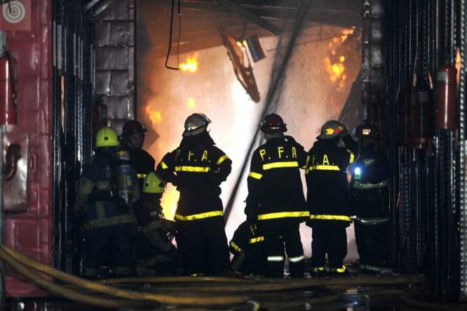 Incendio en Barracas: son nueve los muertos y hay heridos que siguen graves