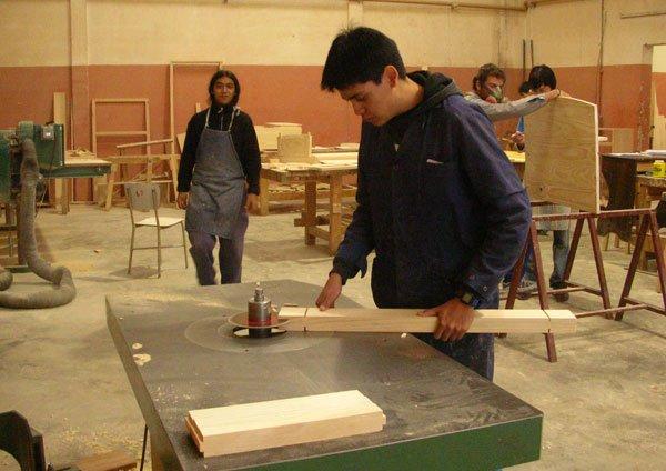 Los jóvenes bonaerenses prefieren los talleres educativos y de oficios