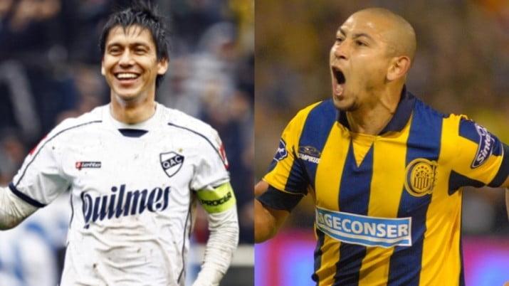 Quilmes y Rosario Central arrancan pensando en el promedio