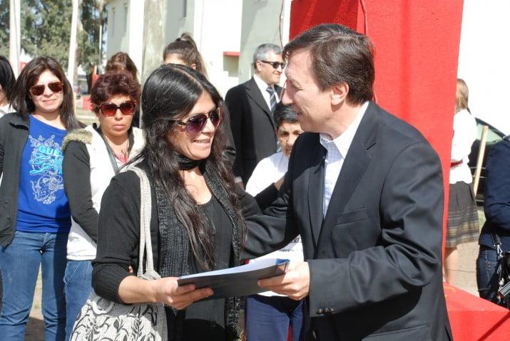 Se entregaron 72 viviendas en Villa Delfina