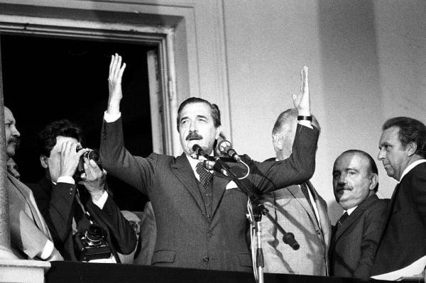 Se cumplen cinco años de la muerte de Raúl Alfonsín
