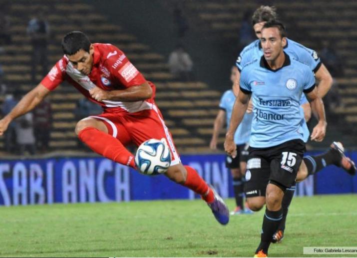 Argentinos dominó a Belgrano pero no pudo con Olave en Córdoba