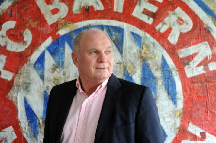 El presidente del Bayern Munich renunció e irá preso
