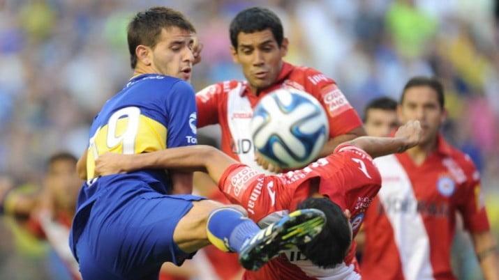 Boca se dejó estar y Argentinos empató sobre el final