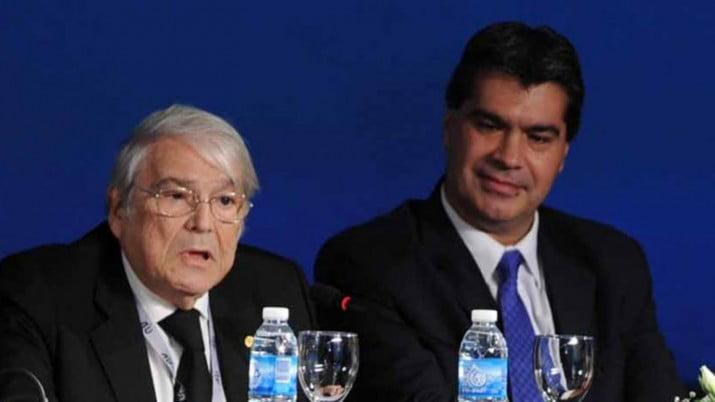 Capitanich salió al cruce de las declaraciones del titular de la UIA, Héctor Méndez