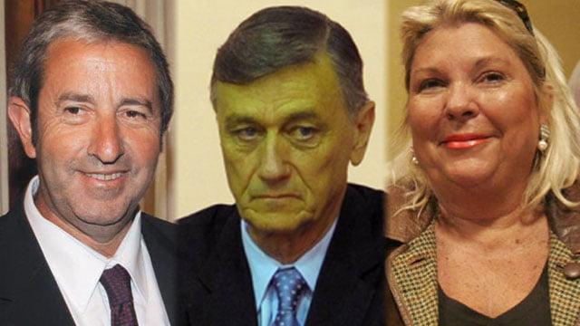 La UCR, el FAP y UNEN lanzan una alianza para el 2015