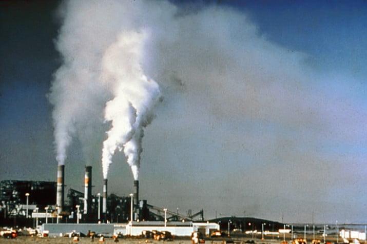 OMS: la contaminación del aire mató a 7 millones de personas en 2012