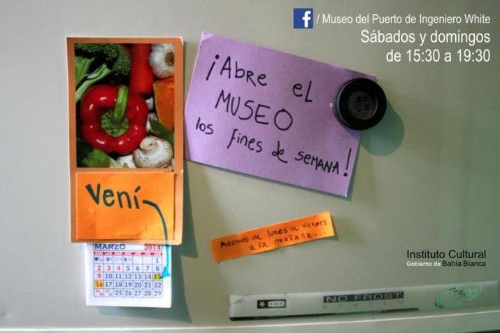 El Museo del Puerto retoma sus actividades culturales