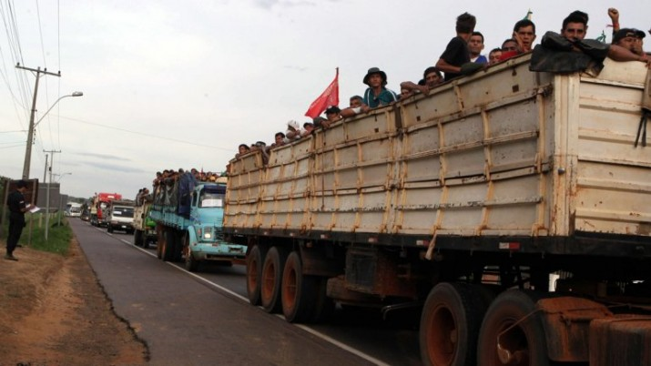 Paraguay enfrenta la primera huelga general en dos décadas