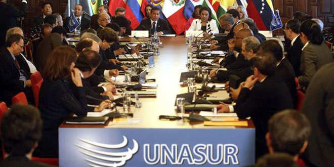 Cumbre de cancilleres de la Unasur para tratar la situación venezolana