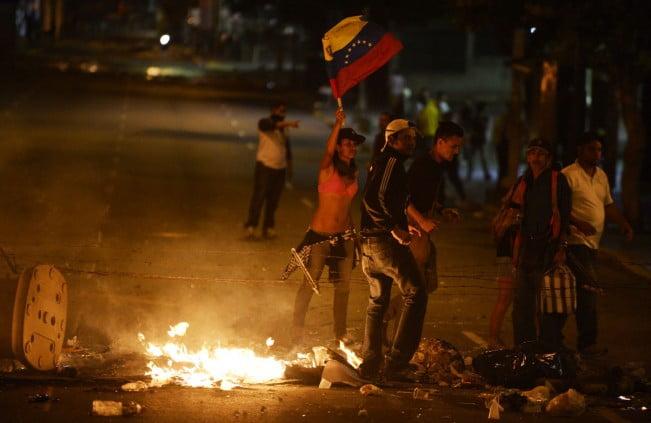 Venezuela: dos muertos por nuevas protestas opositoras