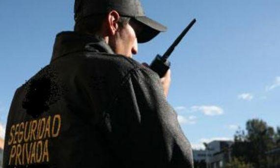 Agentes de seguridad privada alertarán a la Policía hechos de riesgo