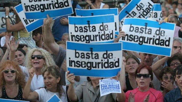 Aumento del delito: oposición carga contra Gobierno y oficialismo contra la justicia