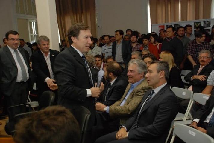 La oposición opinó sobre el discurso de Bevilacqua