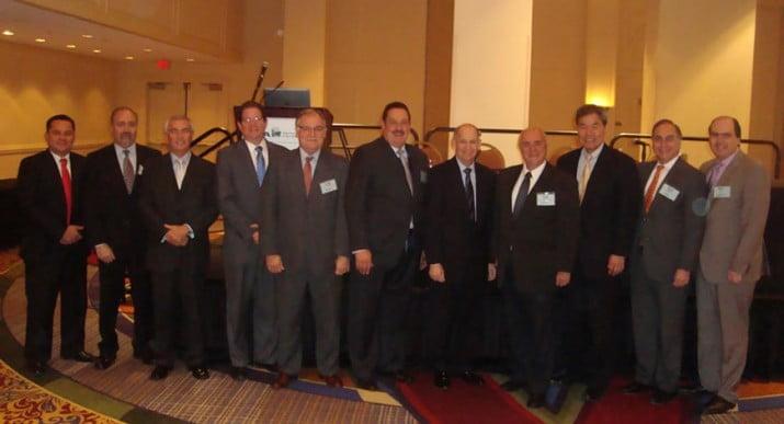 Borelli presidió la primera reunión de 2014 de la delegación latinoamericana de A.A.P.A