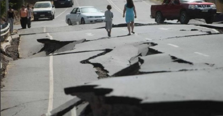 Terremoto en Chile: buscan a una nena argentina de 5 años