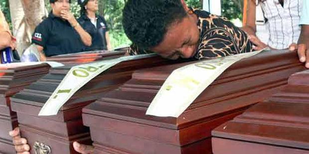 Asesinaron en Colombia a 16 defensores de los DDHH en 2014