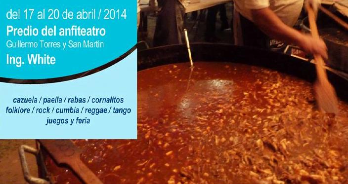Comienza la 25° Fiesta Nacional del Camarón y el Langostino