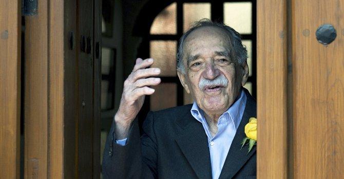 García Márquez amaneció con ganas de irse a su casa