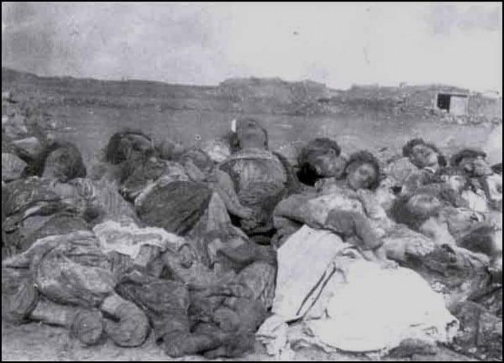 Histórico: Turquía hizo referencia al genocidio armenio