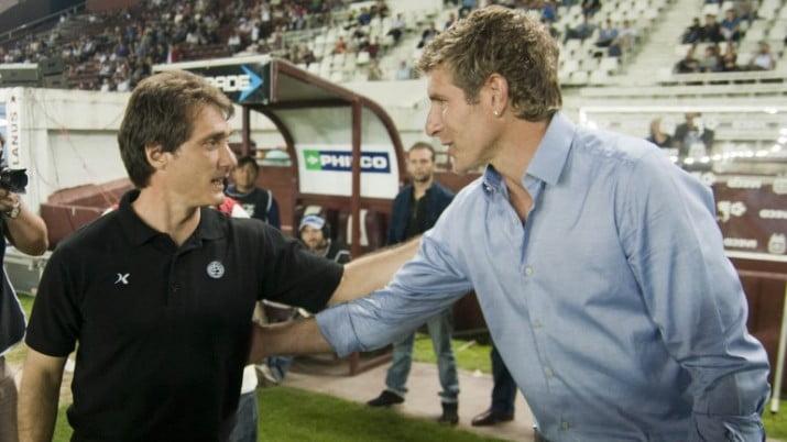 En su debut, Palermo buscará arruinar las ilusiones del Lanús de su amigo Guillermo
