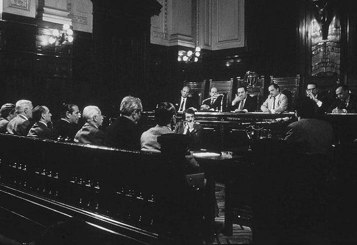 Se cumplen 29 años del inicio del histórico Juicio a las Juntas