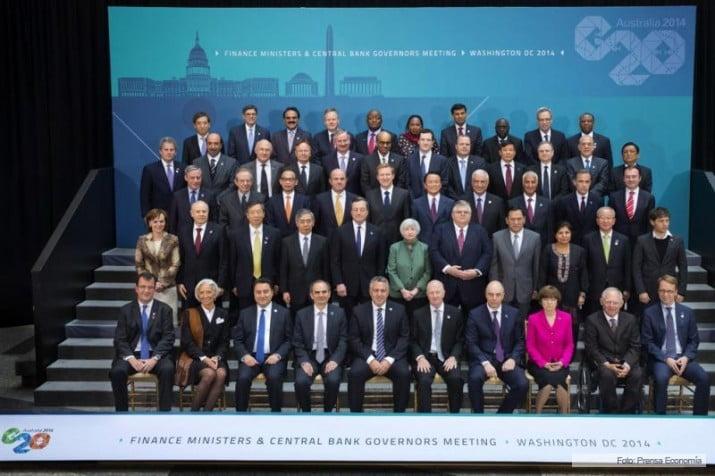 Kicillof destacó ante el G20 la necesidad de políticas de inclusión