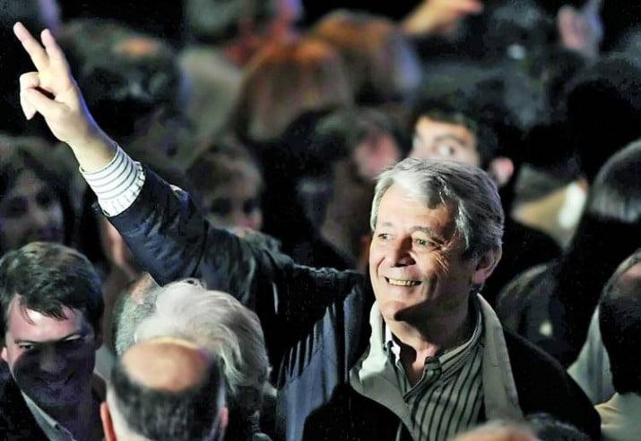 Carlos Kunkel visita Bahía Blanca