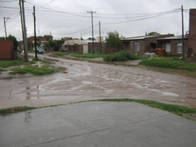 """A pesar de los 60 mm de lluvia caída """"no hemos tenido víctimas,  ni evacuados"""""""