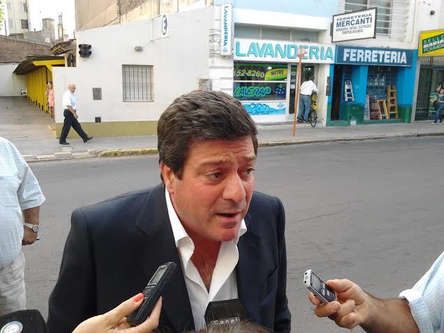 """Mariotto sobre Moyano: """"Lo vemos perturbado y amargado"""""""