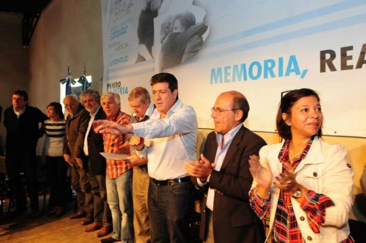 Mariotto, junto a Dichiara, trasladaron el Plenario de Políticas Públicas a la Sexta