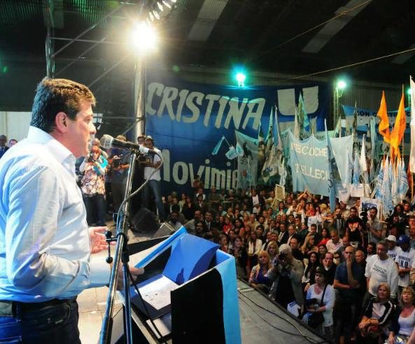 Mariotto encabezará en Coronel Suárez el primer Plenario Regional