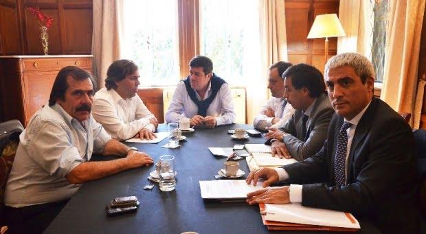 Mariotto y Pérez lanzaron el Comité Interdisciplinario de Seguridad